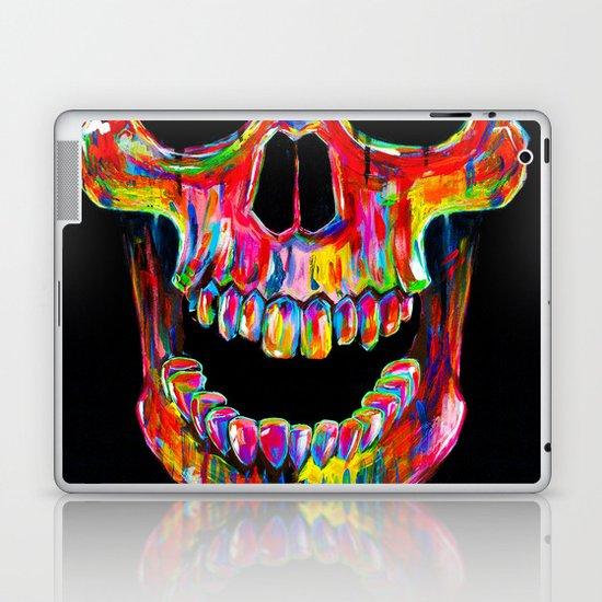 Chromatic Skull Laptop & iPad Skin