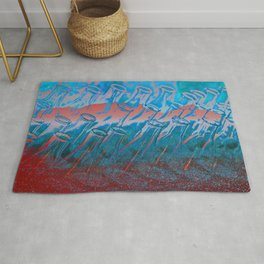 Bottle Heat Rug