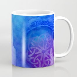 Symbols in the deep Coffee Mug