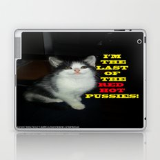 Sophia The Cat #2 [Tex's Owner] Laptop & iPad Skin