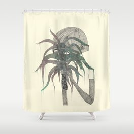 TREES NEVER LIED 09 Shower Curtain