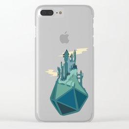 D20 City Clear iPhone Case