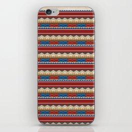 Navajo Pattern 2 iPhone Skin