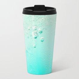 Ice Cold Teal Soda Travel Mug