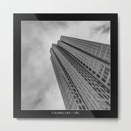 Four Embarcadero Center - San Francisco Metal Print
