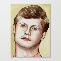 Mr. Holmvik Canvas Print