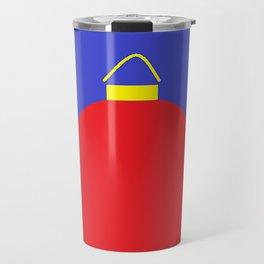 Christmas Bulb Travel Mug