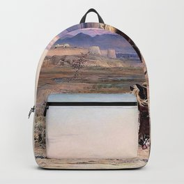 Elizabeth Thompson - Remnants of an army II - Digital Remastered Edition Backpack