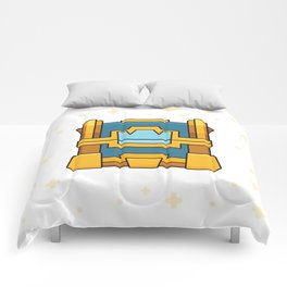 Crown Chest / Clash of Clans Comforters