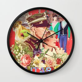 Militar Wall Clock