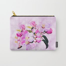 Sweet Pink Dreams Carry-All Pouch