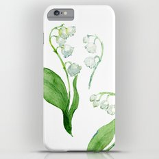 lily of the valley Slim Case iPhone 6s Plus