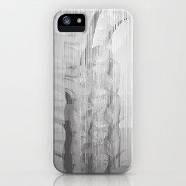 Bunny Girl Glitch iPhone Case