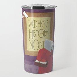 The Handmaid's Tale Poster 2 Travel Mug