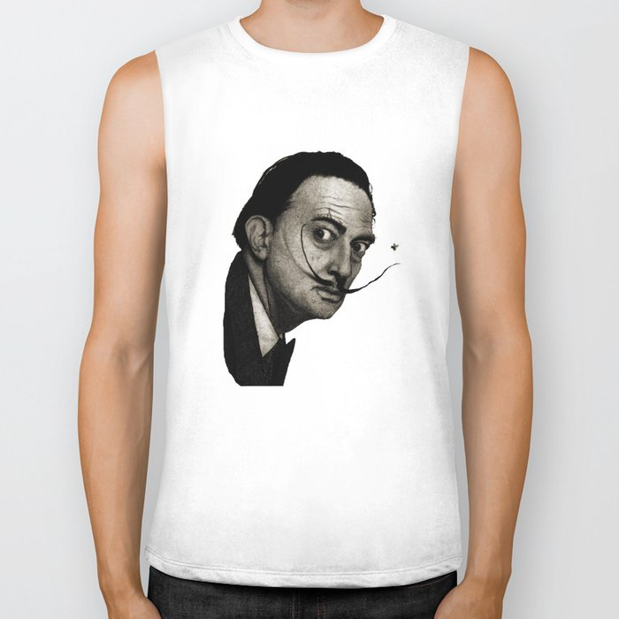 Salvador Dalí. Biker Tank