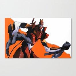 Rei Ayanami Evangelion Canvas Print