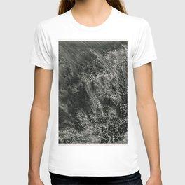 analog snow T-shirt