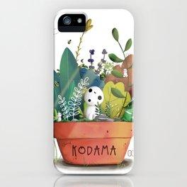 Kodama iPhone Case