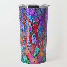 Tree of ghosts Travel Mug