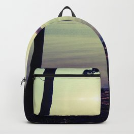 At the Edge of the Celestial Lake Backpack
