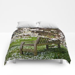 Resplendent Retreat Comforters