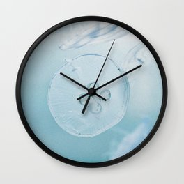 jellyfish ii Wall Clock