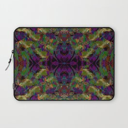 Midnight in the garden Laptop Sleeve