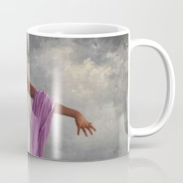 Death of the Tenth Muse Poetess Sappho at Leucadian cliffs by Miguel Carbonell Selva Coffee Mug