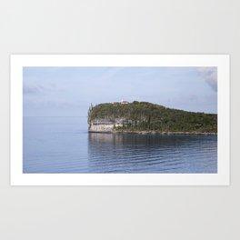 Lifou Loyalty Islands Art Print