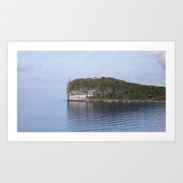 Lifou Loyalty Islands Art Print
