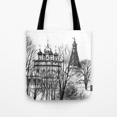 Iossifo-Volotsky Monastery SK02P Tote Bag