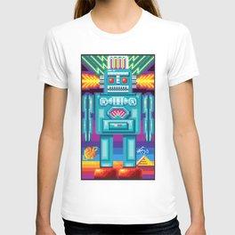 Pixel Robot T-shirt