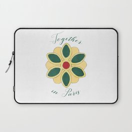 Together in Paris Laptop Sleeve