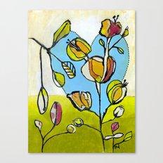 Hopeful 1 Canvas Print
