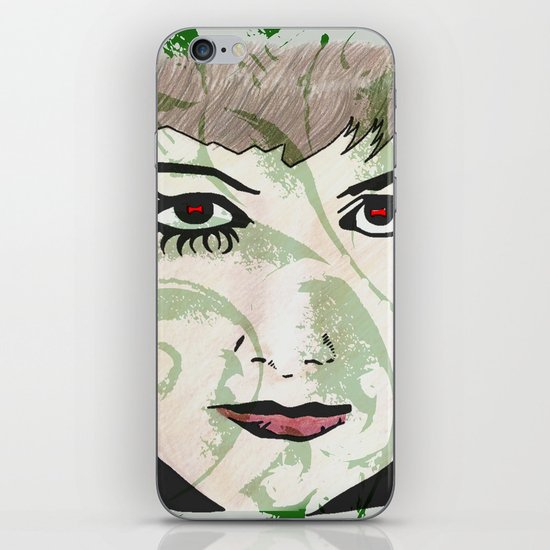 Took My Hands Off of Your Eyes Too Soon iPhone & iPod Skin