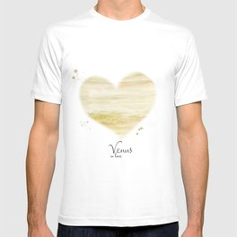 Venus in love T-shirt