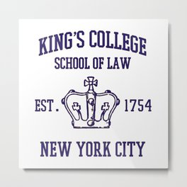 King's College School Metal Print