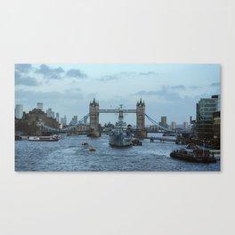 LondonBridge Canvas Print