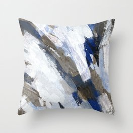 North Wind #2 Throw Pillow