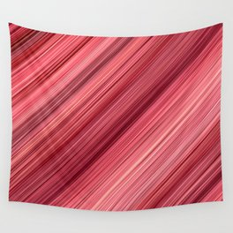 Ambient 33 in Red Wall Tapestry