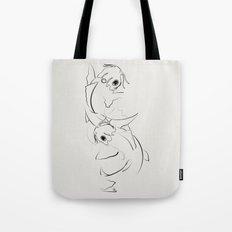 Koi II Tote Bag