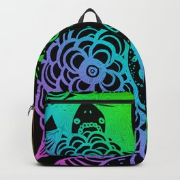 Rainbow Fishes Backpack