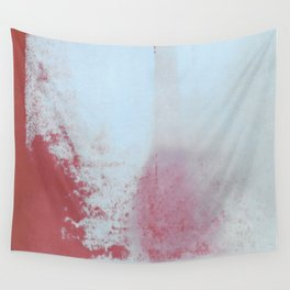 Red Regret Wall Tapestry