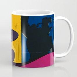 Myster Mask (Darkwing Duck) Coffee Mug