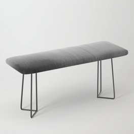 Modern Black and White Watercolor Gradient Bench