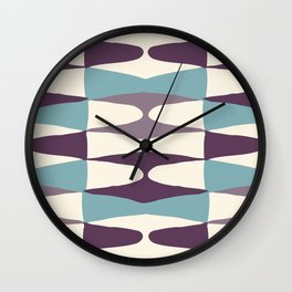 Zaha Sull Wall Clock