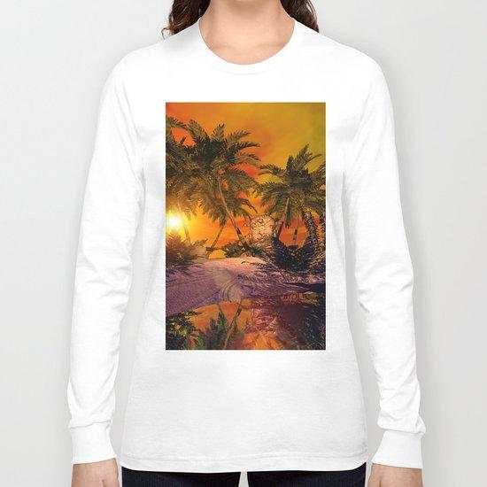 The little island Long Sleeve T-shirt