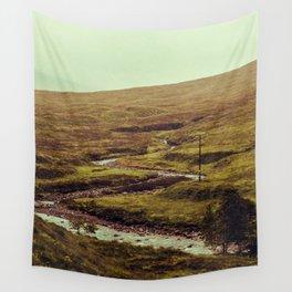 SCOTLAND / Glen Etive, Highlands / 01 Wall Tapestry