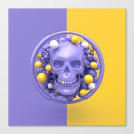 Skull V2 Canvas Print