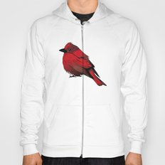 Little Red Bird Hoody
